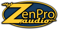 ZenPro Audio logo